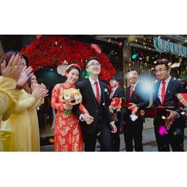 Chụp ảnh phóng sự cưới tại Gia Lai